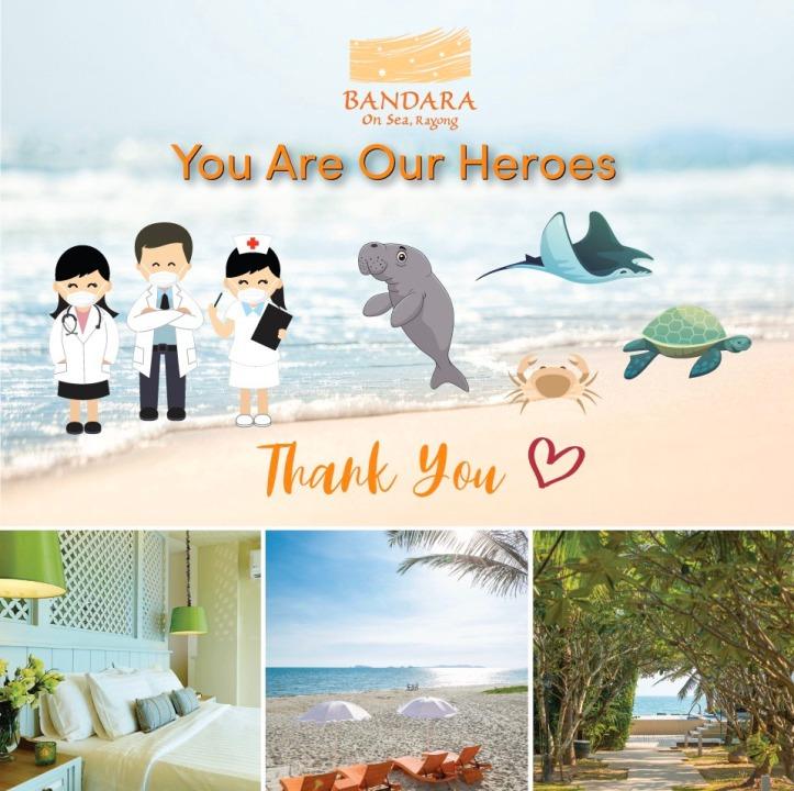 Bandara Rayong_Heroes Campaign