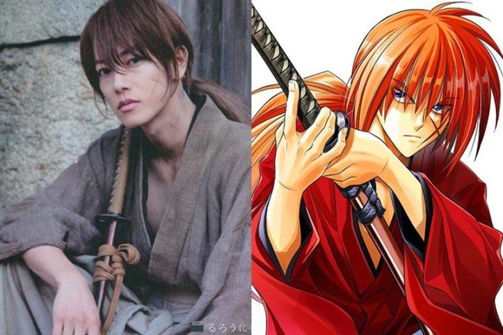4.Rurouni Kenshin รูโรนิ เคนชิน ซามูไรพเนจร